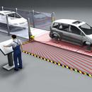 Детекция присутствия предмета в определенной зоне при помощи лазерного сканера безопасности