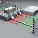 Обеспечение безопасности в зоне работы автоматического оборудования при помощи лазерного сканера безопасности